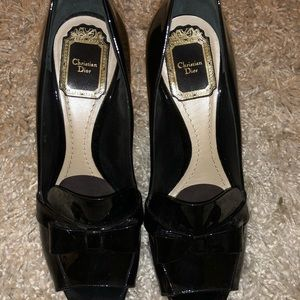 Authentic Christian Dior Heels